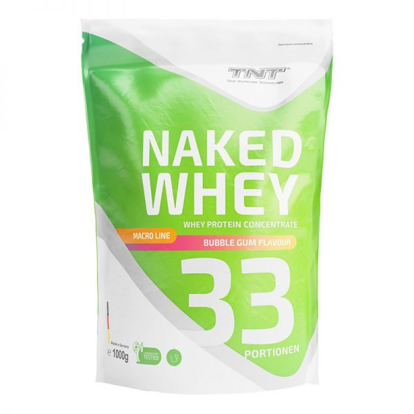 tnt naked whey bubble gum