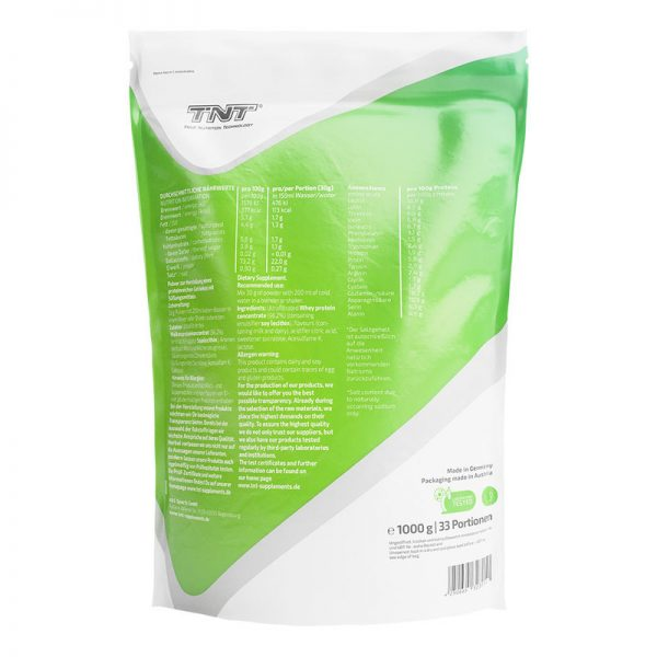tnt naked whey buttermilk lime naerhwerte