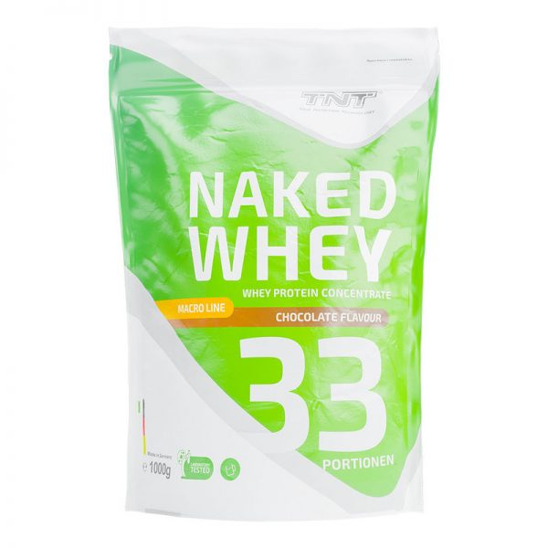 tnt naked whey chocolate