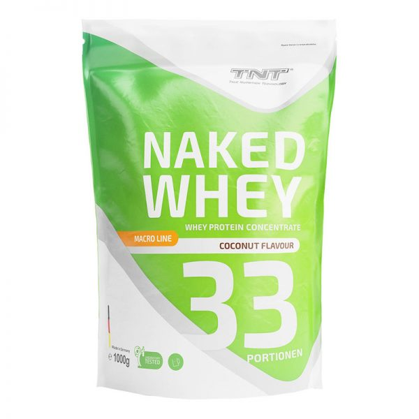tnt naked whey cocos
