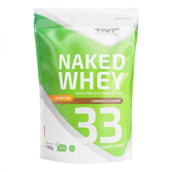 tnt naked whey cookies