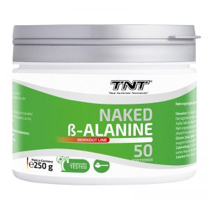 tnt naked beta alanin