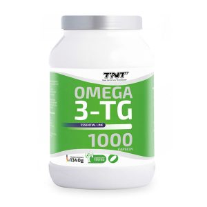 TNT - True Nutrition Technology Nahrungsergänzungsmittel-Omega3